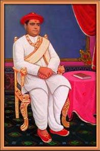 Swaminarayan Photo, Narendraprasadji Maharaj