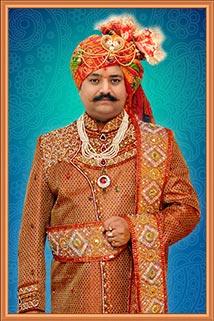 Swaminarayan Photo, Nrigendraprasadji Maharaj