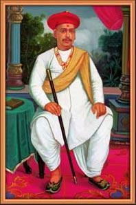 Swaminarayan Photo, Shripratiprasadji Maharaj
