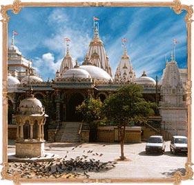 Shree Nar-Narayan Dev Mandir<br>Shreepur (Ahmedavad) Dham