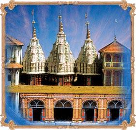 Shree Nar-Narayan Dev Mandir<br>Bhuj Dham