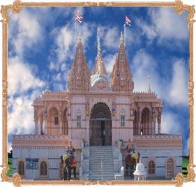 Shree Radha-Raman Dev Mandir<br>Junagadh Dham