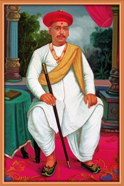 H.H. 1008 Shree Acharya Shree Shripatiprasadji Maharaj