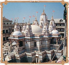 Shree Laxmi-Narayan Dev Mandir<br>Vadtal Dham