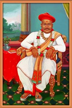H.H. 1008 Shree Acharya Shree Viharilalji Maharaj