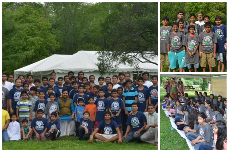 LNDYM National Youth Shibir – Scranton (USA) 2013