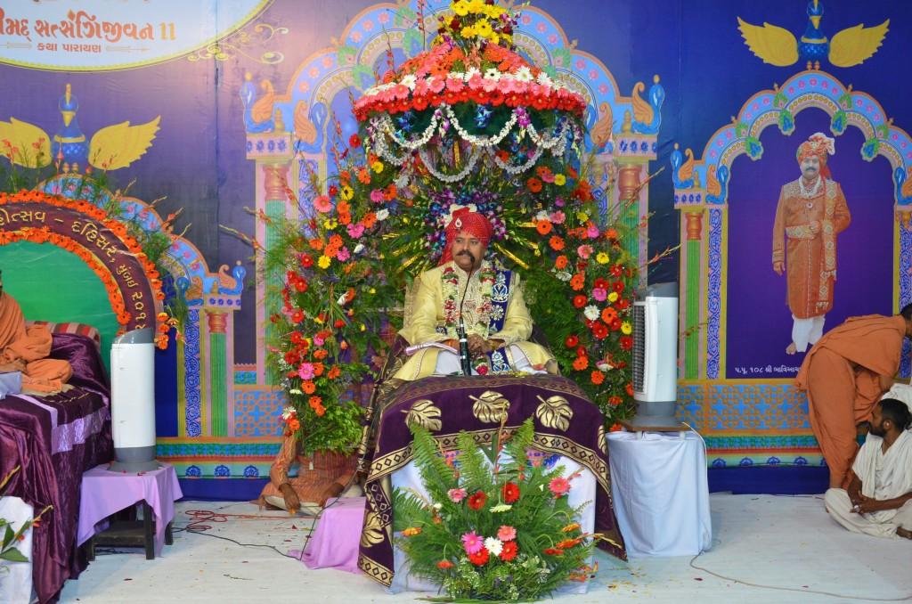Swaminarayan Mahotsav Dahisar Mumbai 96