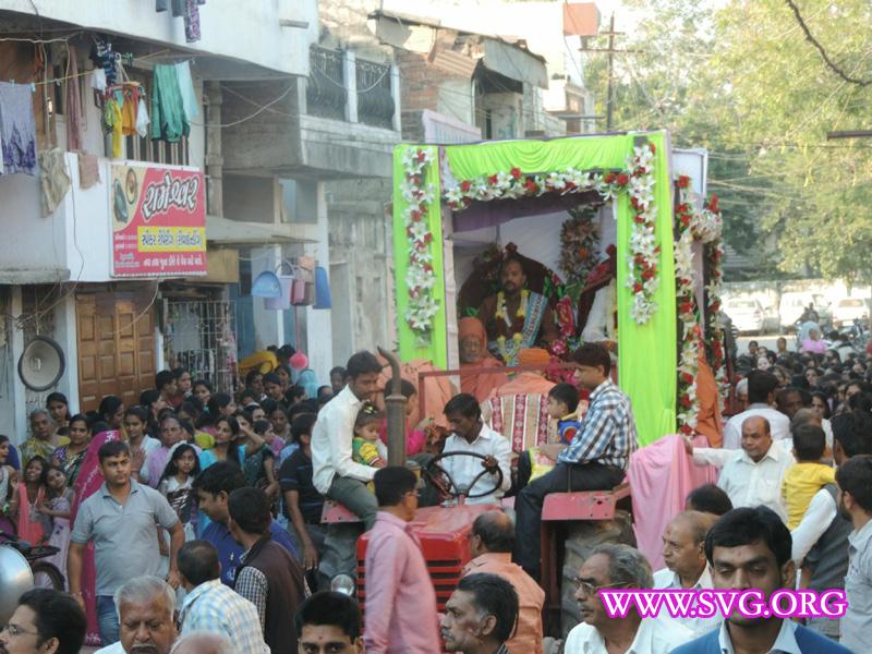 Swaminarayan Mahotsav Padra Vadodara 31