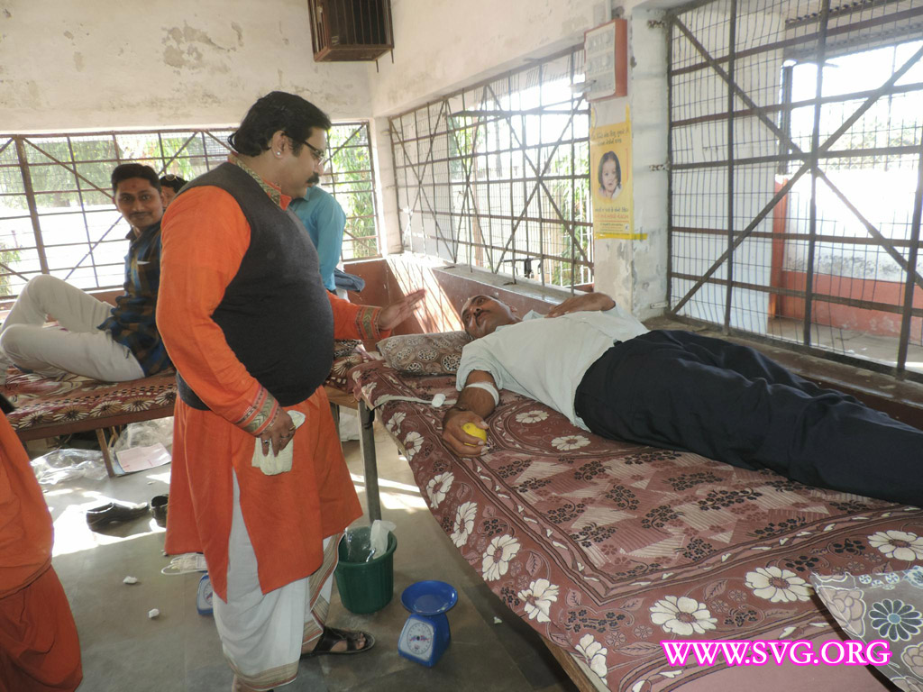 Blood Donation camp - Vadodara - Dec 20, 2015