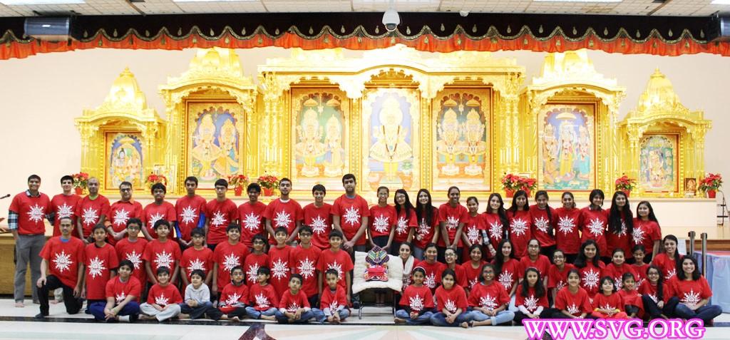 LNDYM - Regional Satsang Shibir - 2015 - Chicago