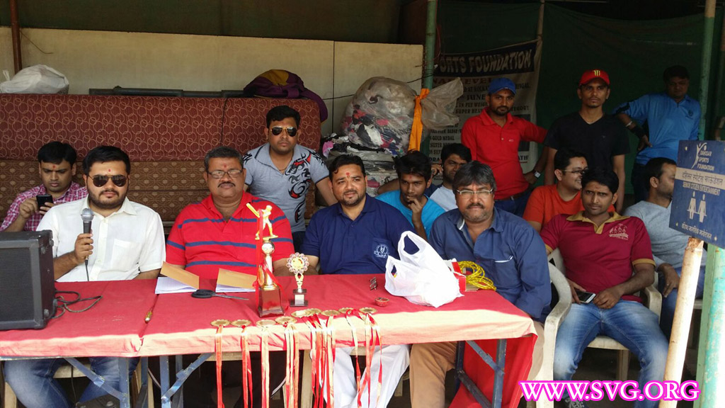 6th Cricket League Match - LNDYM Mumbai | Swaminarayan ...