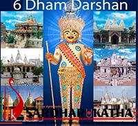 6 Dham Darshan