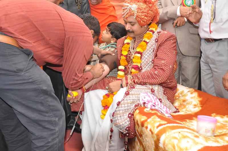 Swaminarayan Blood Donation Camp - Gadhpur