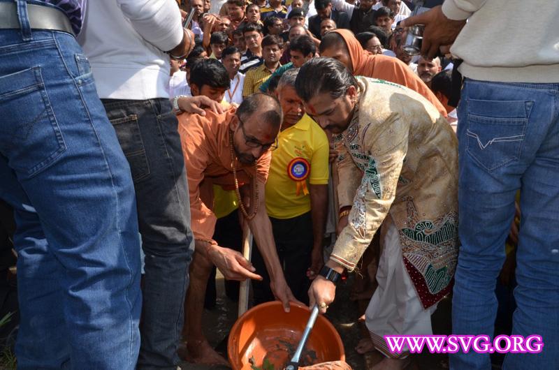 Ganga Cleaning Abhiyan