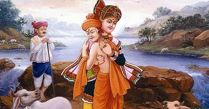 swaminarayan, swaminarayan Vadta Gadi, Muktanand Swami – Mother of Sampraday