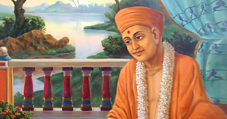 Shukanand Swami (Shuk Muni) – Personal Secretary of the Lord