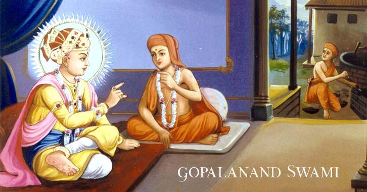 Gopalanand Swami – Yogi Raj