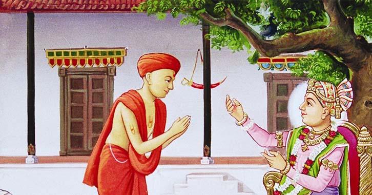 swaminarayan, swaminarayan Vadta Gadi, Nishkulanand Swami – Vairagya Murti