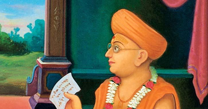 swaminarayan, swaminarayan Vadta Gadi, Nityanand Swami – Pandit
