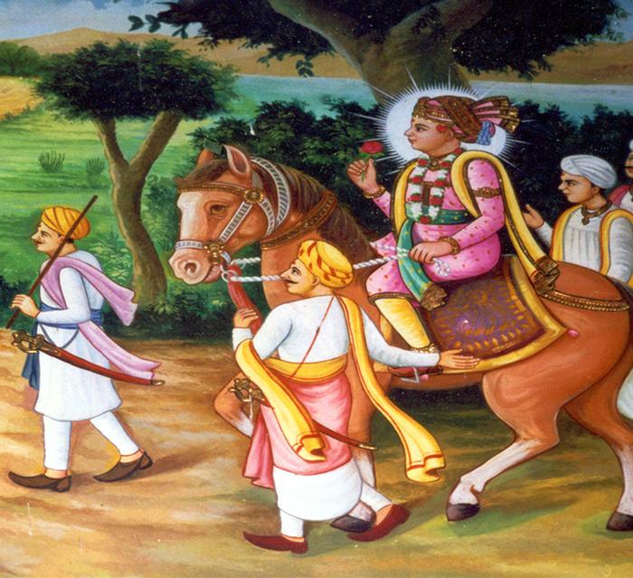swaminarayan, swaminarayan Vadta Gadi, Swaminarayan Katha –  (વાણીનો પ્રભાવ)