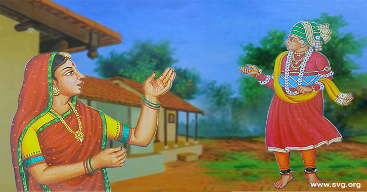 Swaminarayan Kanthi – કંઠી : શરણાગતનું સમર્પણ – ૨ (પાંચીબાઈ)