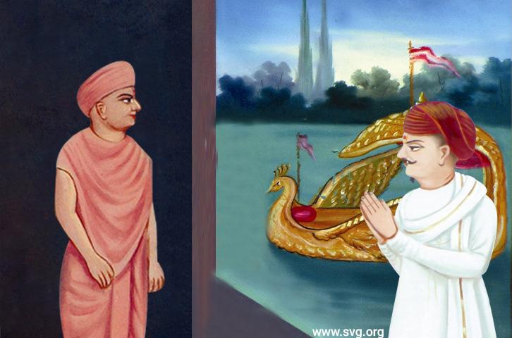 Swaminarayan Kanthi – કંઠી : શરણાગતનું સમર્પણ – ૧ (વિજ્ઞાનદાસ સ્વામી)