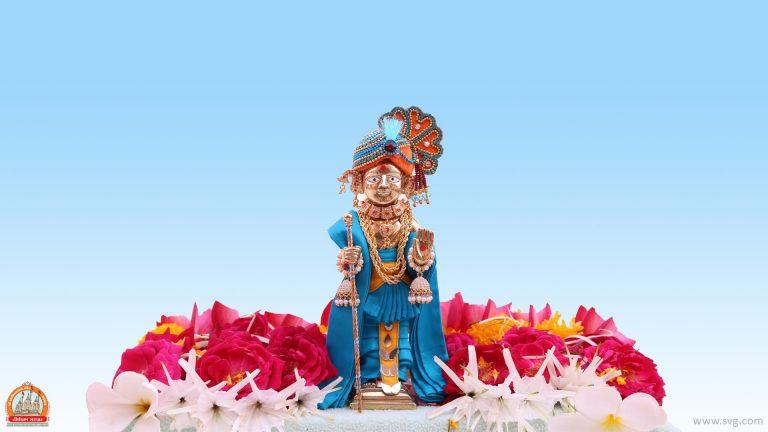 Swaminarayan Hd Wallpaper