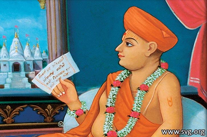 swaminarayan, swaminarayan Vadta Gadi, Brahama Muni – (બ્રહ્મા મુની)