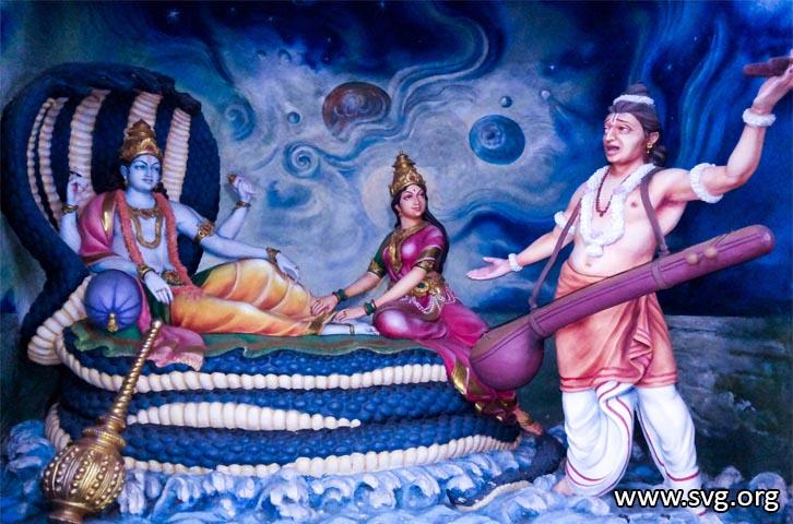 Irshya Should Be Like Naradji – (ઈર્ષ્યા નારદજી જેમ હોવી જોઇએ)