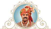 H.H. 108 Shree Lalji Shree Nrigendraprasadji Maharaj