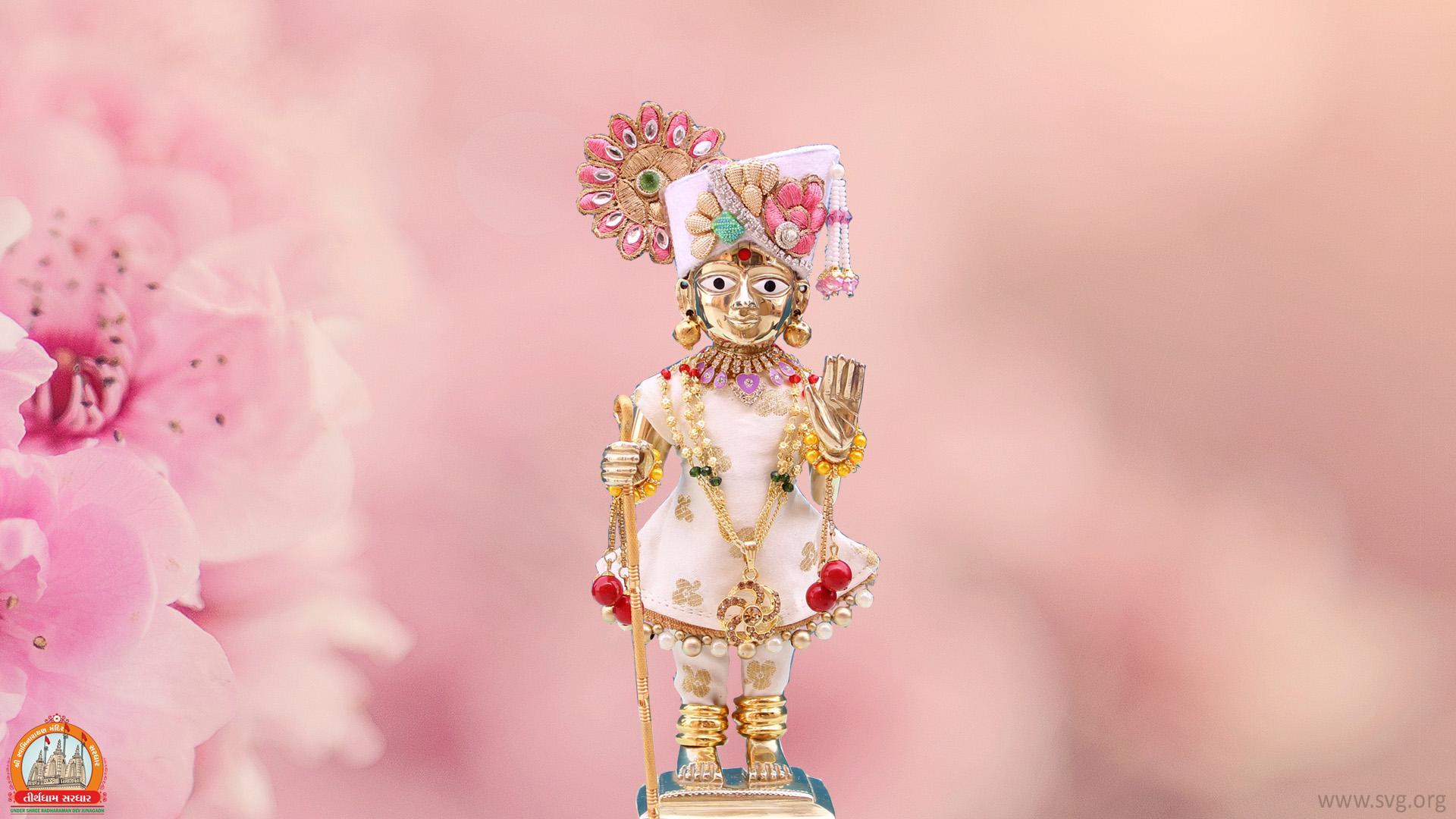 Swaminarayan - Desktop - Wallpaper