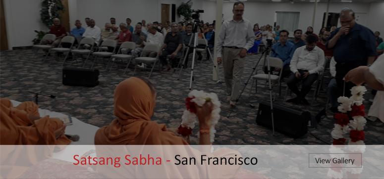 Satsang Sabha - San Francisco
