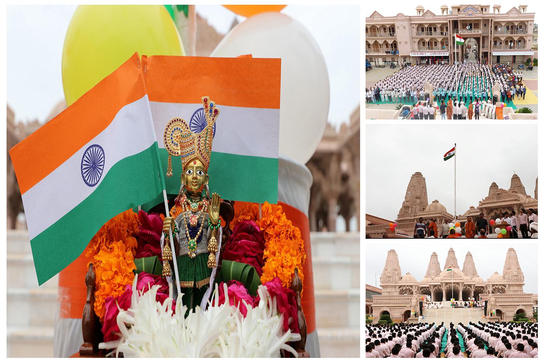 15 Aug Celebration Sardhar