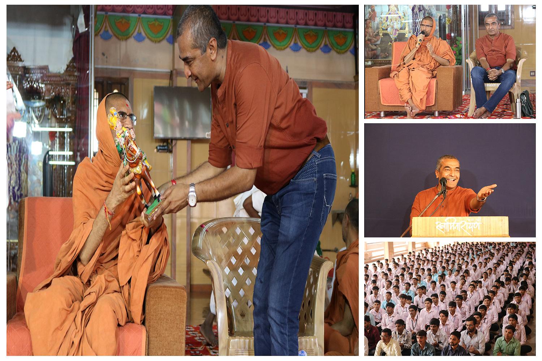 Sanjay raval At Sardhar