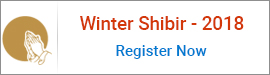 Winter Shibir - 2018