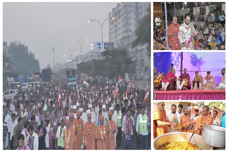 Bhavya Padyatra - Surat