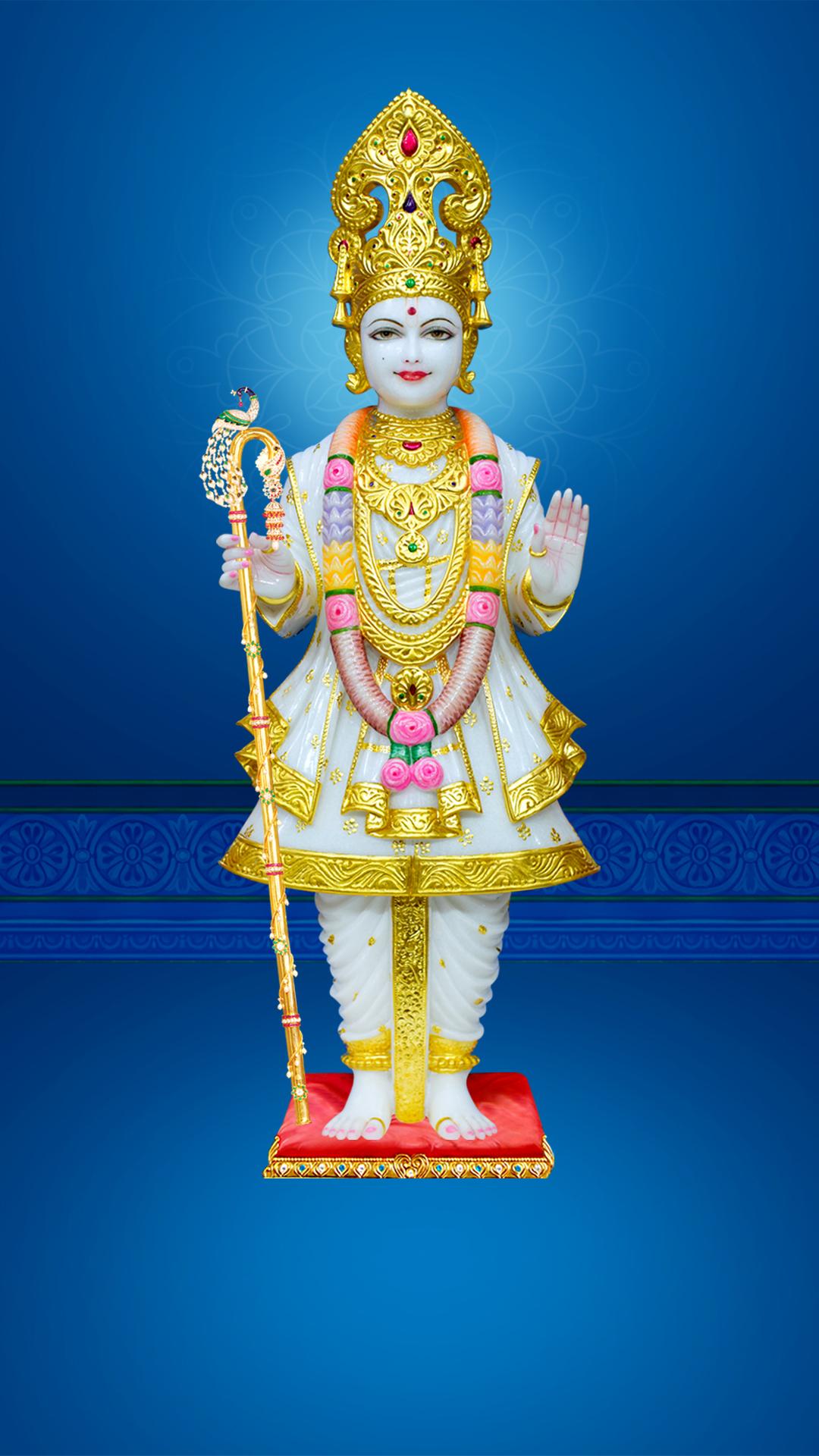 Hari Krishna Maharaj Mobile Walppaper
