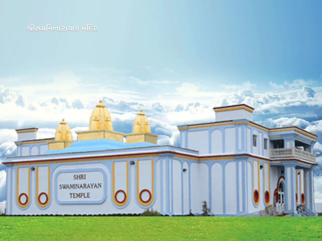 Shree Swaminarayan Temple