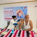 Free Vaccine Camp Swaminarayan Temple Rajkot 10