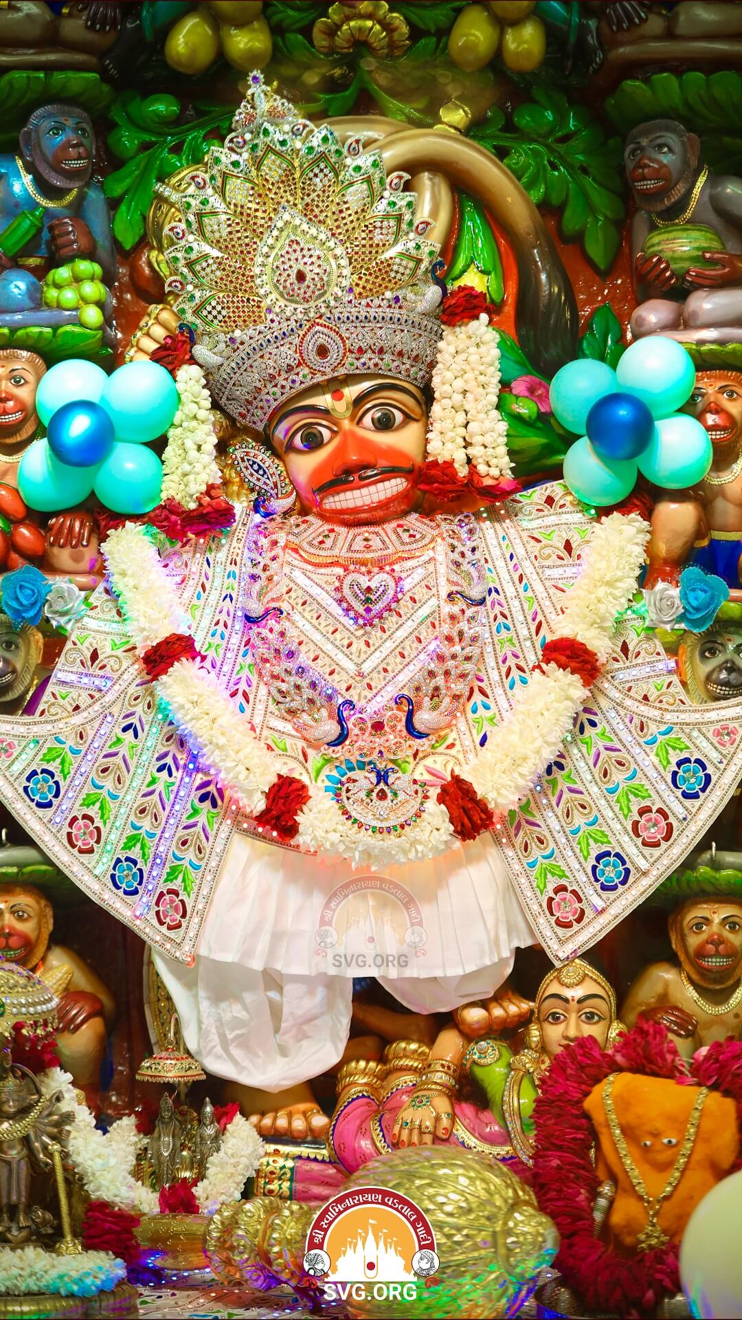Hanumanji Mobile Wallpaper