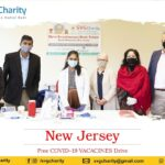 SVG Charity : Covid Vaccines Drive in New Jersey | 8 May 2021