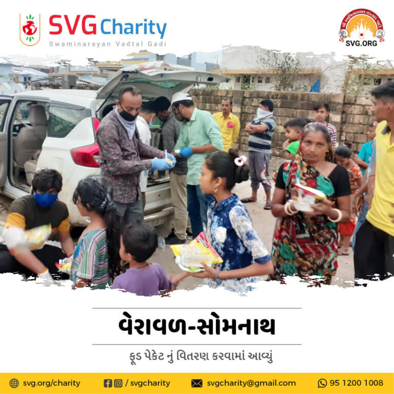 SVG Charity Emergency Food Distribution During Cyclone Tauktae in Gujarat 18 May 2021 1
