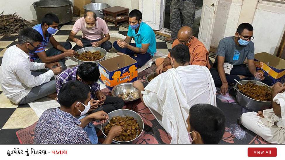 SVG Charity : Emergency Food Distribution During Cyclone Tauktae in Gujarat | 18 May 2021