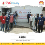 SVG Charity : Food Donation(Tiffin Seva) for Covid-19 Patient & Home Quarantined Families in Vadodara | May 2021